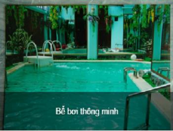 Bể bơi thông minh