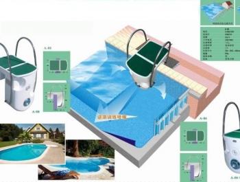 Công nghệ bể bơi thông minh