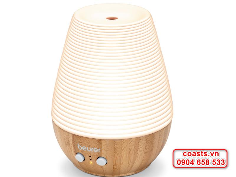 Máy có 2 chức năng xông hơi và đèn Led ánh sáng nhẹ giúp bạn ngủ ngon và sâu hơn.